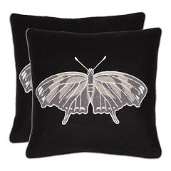 Motoro Ray 2-piece Throw Pillow Set