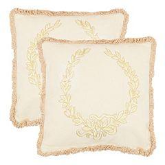 Lola 2-piece Throw Pillow Set