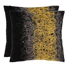 Dubios 2-piece Throw Pillow Set
