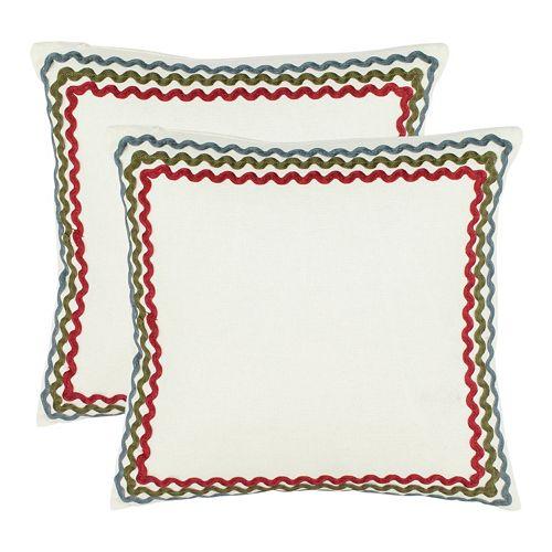 Annie 2-piece Throw Pillow Set