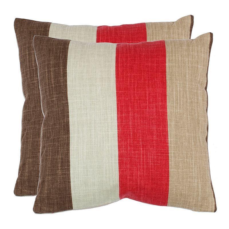Christmas Throw Pillows From Kohls : Red Pillow Set Kohl s