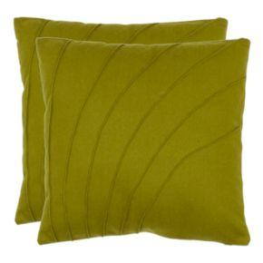 Flora 2-piece Throw Pillow Set