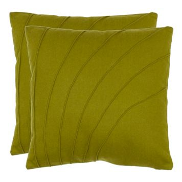 Flora 2-piece Throw Pillow Set
