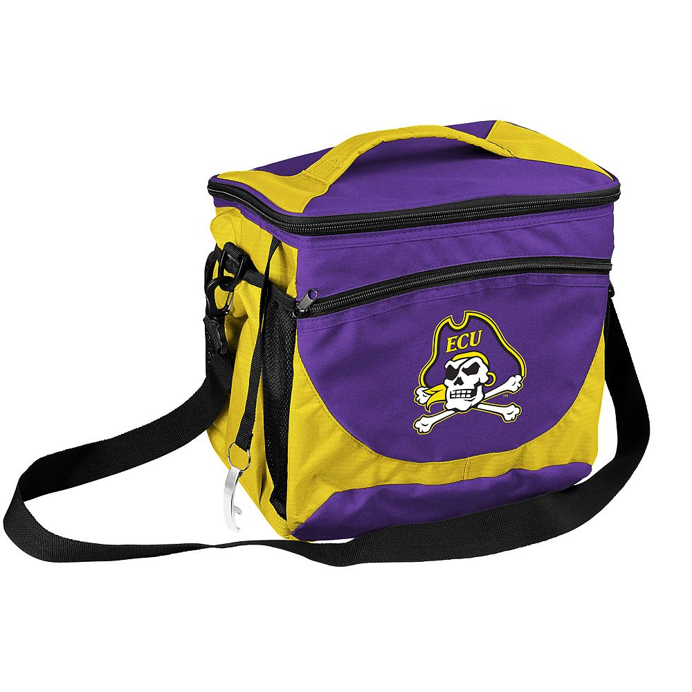Logo Brand East Carolina Pirates 24-Can Cooler