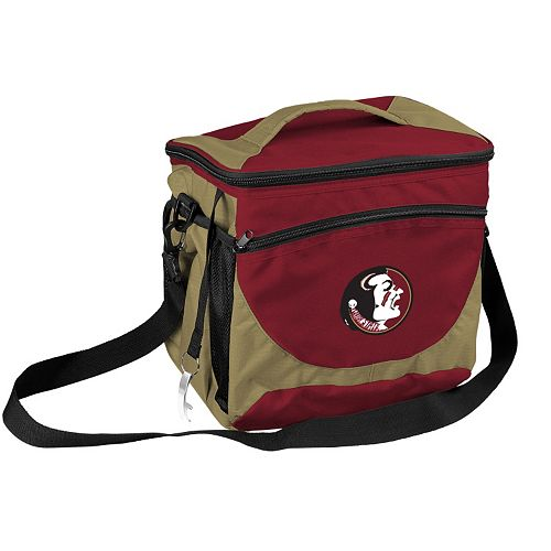 Logo Brand Florida State Seminoles 24-Can Cooler