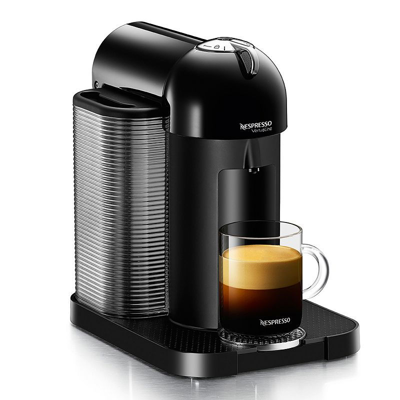 Nespresso VertuoLine Coffee & Espresso Machine (Black)
