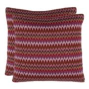 Ava 2-piece Throw Pillow Set