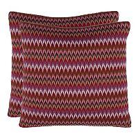 Ava 2 pc Throw Pillow Set