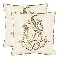 Parides 2-piece Throw Pillow Set