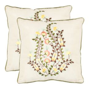 Parides 2-piece Throw Pillow Set