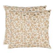 Starlette 2 pc Throw Pillow Set