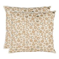Starlette 2 pc Throw Pillow Set