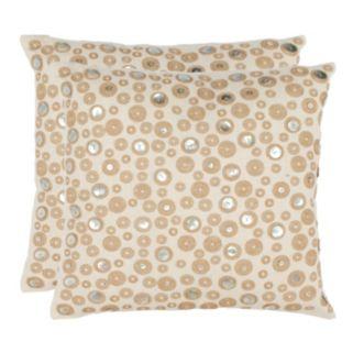 Starlette 2-piece Throw Pillow Set