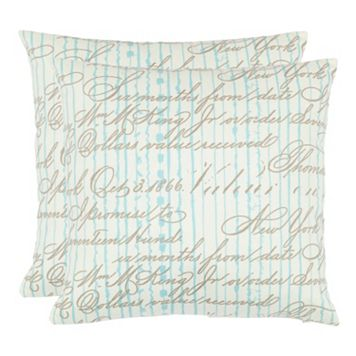 Camilla 2-piece Throw Pillow Set