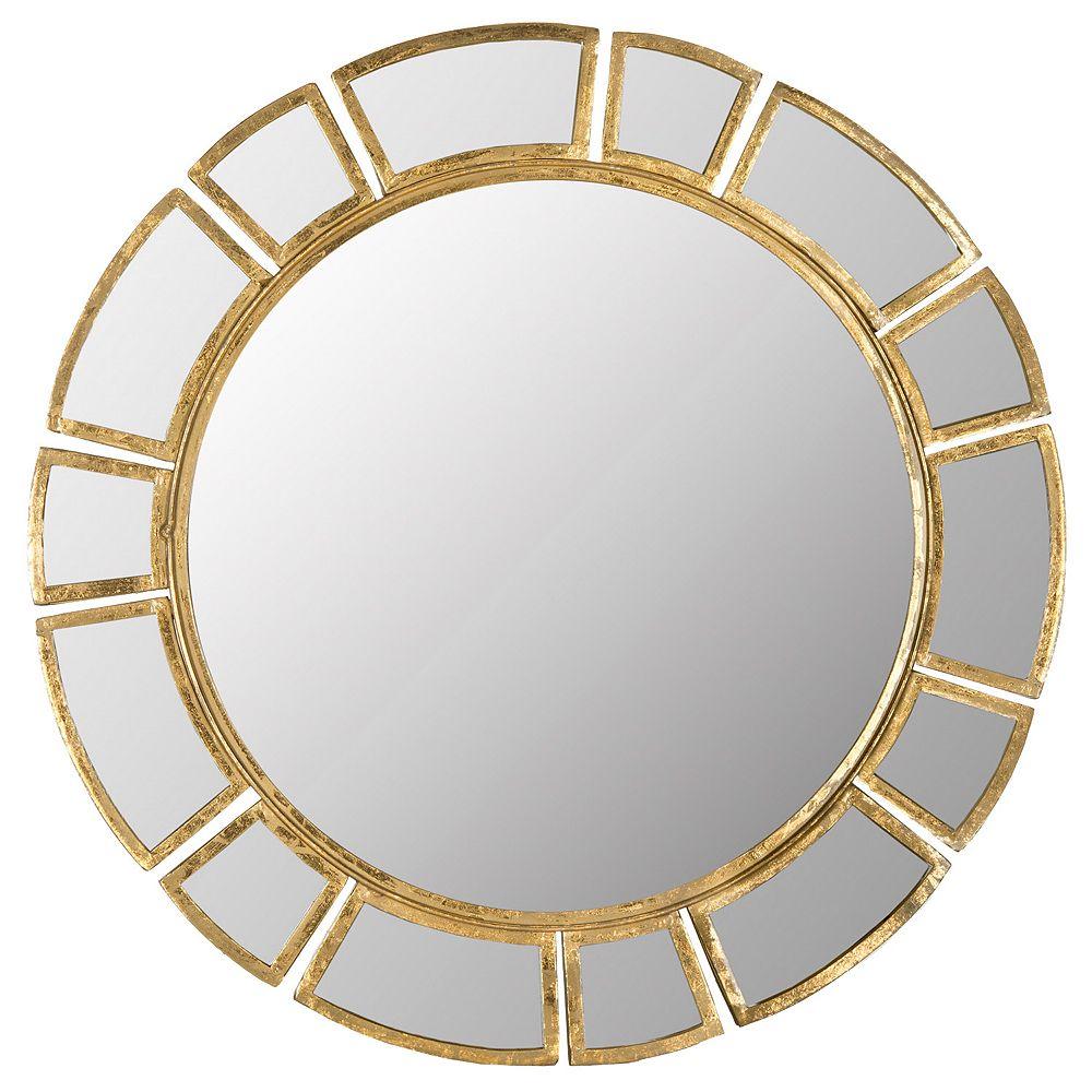 Safavieh Decor Starburst Wall Mirror