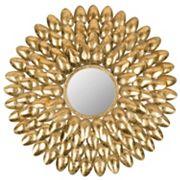 Safavieh Royal Leaf Starburst Wall Mirror