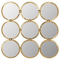 Safavieh Circles in Square Wall Mirror