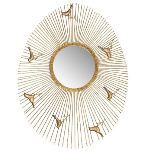 Safavieh Follow The Sun Wall Mirror