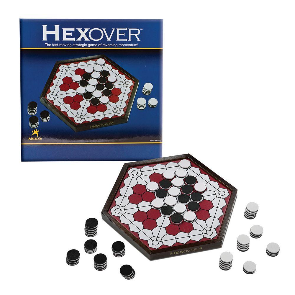 Hexover Game by Maranda