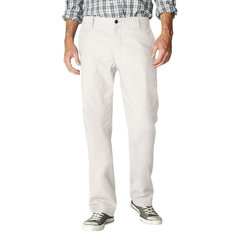 Dockers Off the Clock D2 Straight-Fit Flat-Front Pants
