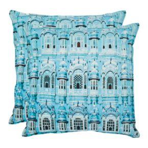Verona 2-piece 18'' x 18'' Throw Pillow Set