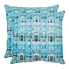 Verona 2-piece 20'' x 20'' Throw Pillow Set