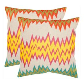 Ashley 2-piece 22'' x 22'' Throw Pillow Set