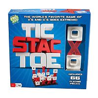 Tic Stac Toe Game by Pressman