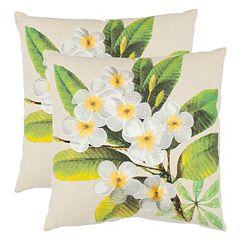 Gloria 2-piece Throw Pillow Set