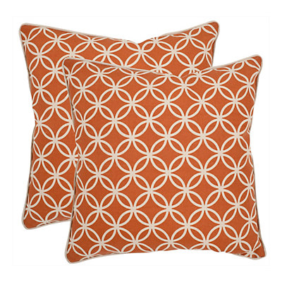 Alice 2-piece Throw Pillow Set