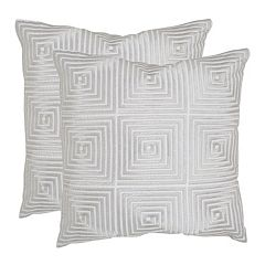 Lacie 2-piece Throw Pillow Set