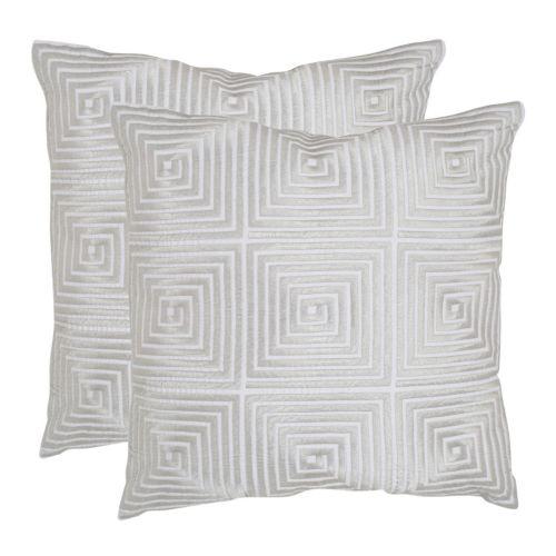 Lacie 2-piece Throw Pillow Set