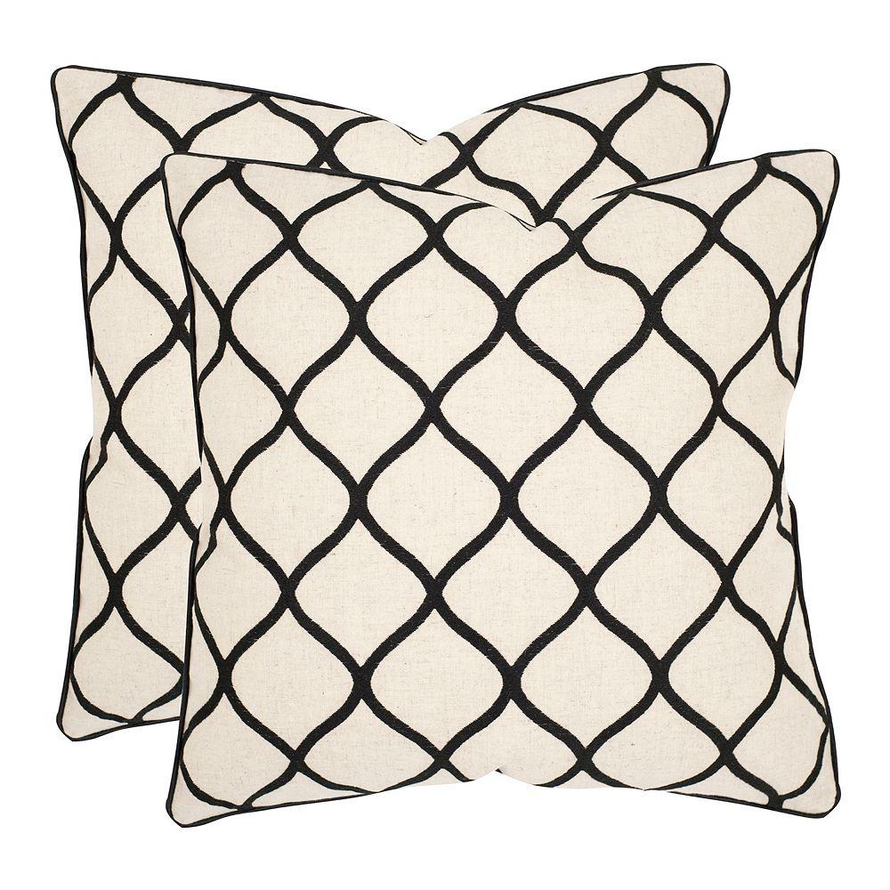Eliza 2-piece Throw Pillow Set