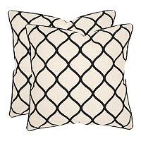 Eliza 2-piece Throw Pillow Set