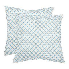 Nikki 2-piece Throw Pillow Set