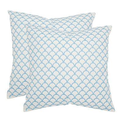 Nikki 2-piece Throw Pillow Set