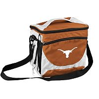 Logo Brand Texas Longhorns 24-Can Cooler