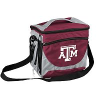 Logo Brand Texas A&M Aggies 24-Can Cooler