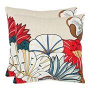 Barb 2 pc Throw Pillow Set