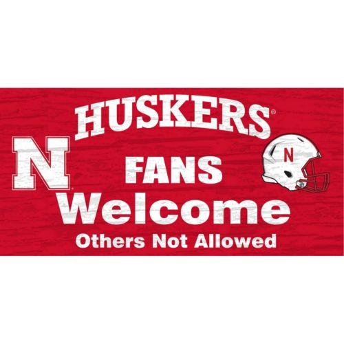 Nebraska Cornhuskers Welcome S...