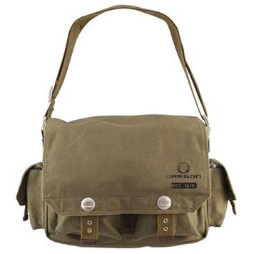 Oregon Ducks Prospect Messenger Bag