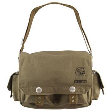 LSU Tigers Prospect Messenger Bag