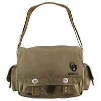 Oklahoma Sooners Prospect Messenger Bag