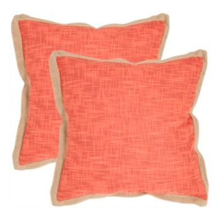 Madeline 2-piece 22'' x 22'' Throw Pillow Set