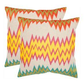 Ashley 2-piece 18'' x 18'' Throw Pillow Set