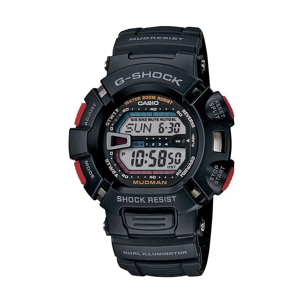 Casio Men's G-Shock Mudman Digital Chronograph Watch - G9000-1V