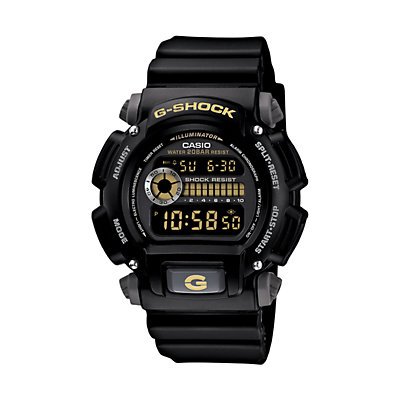 Casio Men's G-Shock Digital Chronograph Watch - DW9052-1CCG