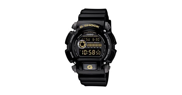 Casio men 39 s g shock digital chronograph watch dw9052 1ccg for Watches kohls