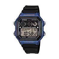 Casio Men's Illuminator Referee Digital Chronograph Watch