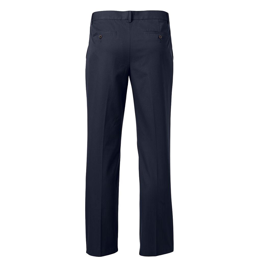 Men's Apt. 9® Slim-Fit Cotton Chino Pants